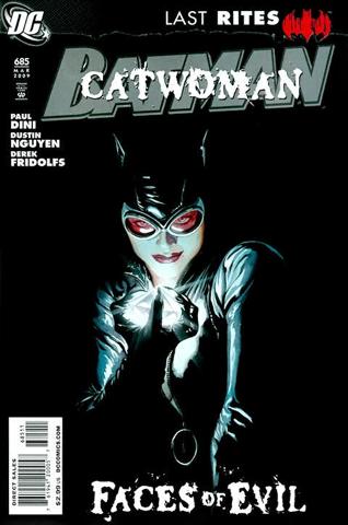 Batman - 685 cover