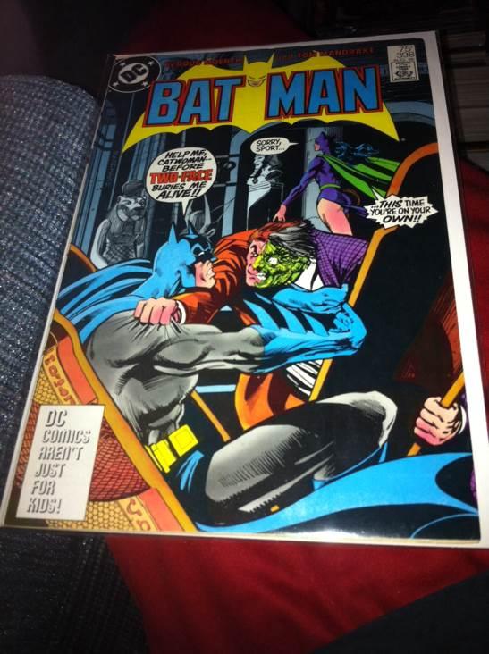 Batman - 398 cover