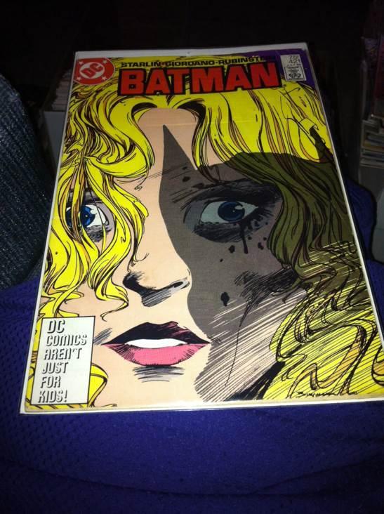 Batman - 421 cover