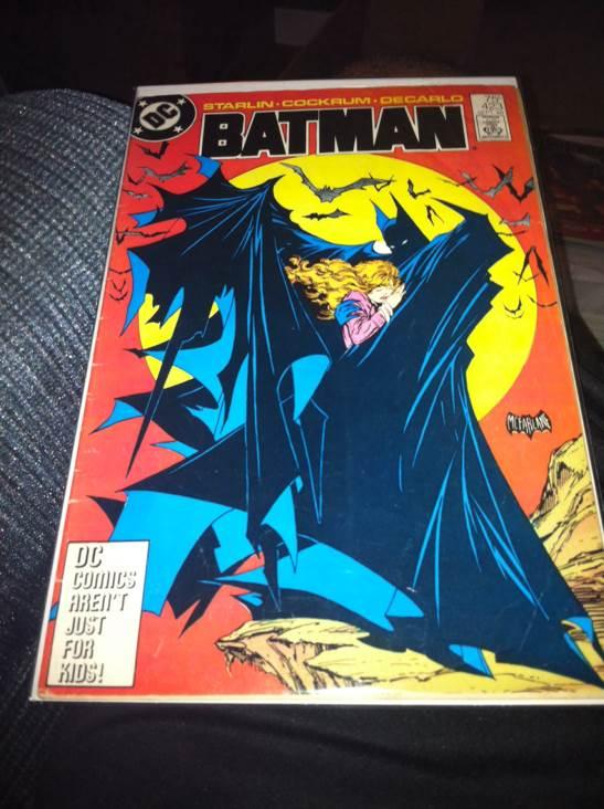 Batman - 423 cover