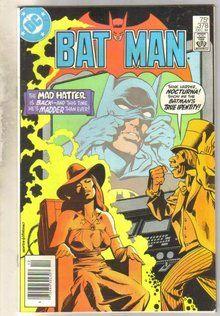 Batman - 378 cover