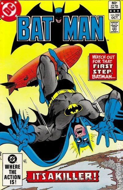 Batman - 352 cover