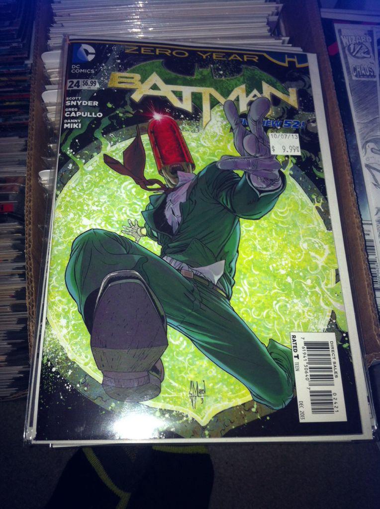 Batman - 24 cover
