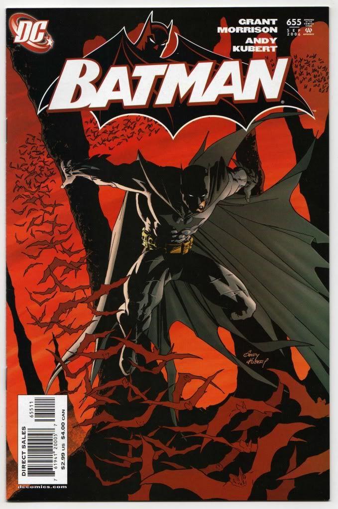 Batman - 655 cover