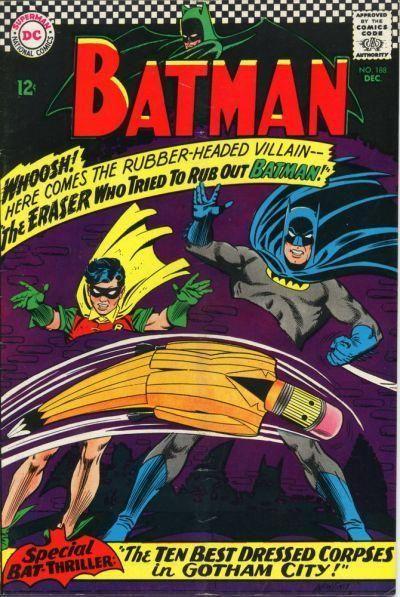 Batman - 188 cover