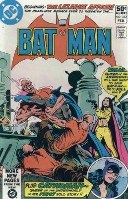 Batman - 332 cover