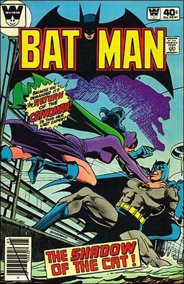 Batman - 323 cover