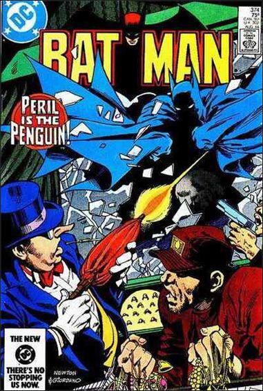 Batman - 374 cover