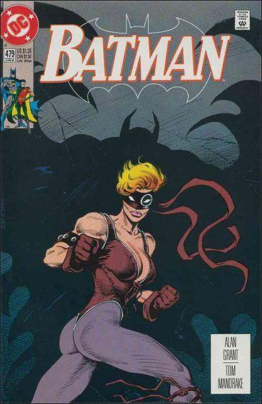 Batman - 479 cover