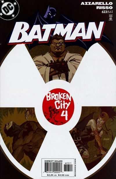 Batman - 623 cover