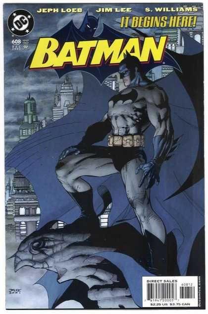 Batman - 608 cover