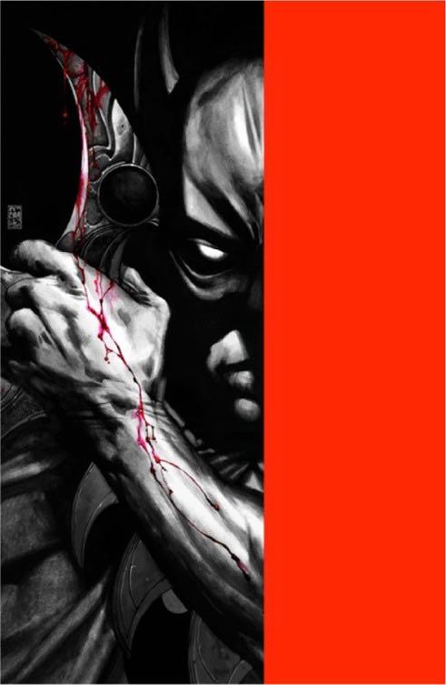 Batman - 651 cover