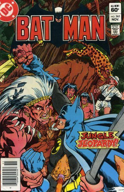 Batman - 365 cover