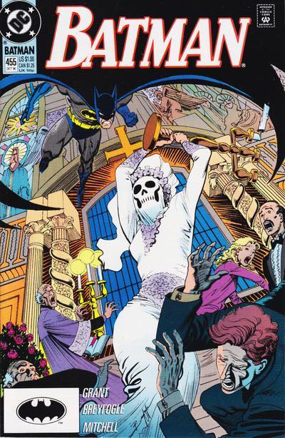 Batman - 455 cover