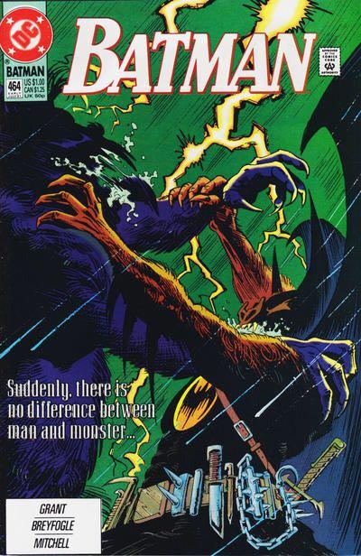 Batman - 464 cover