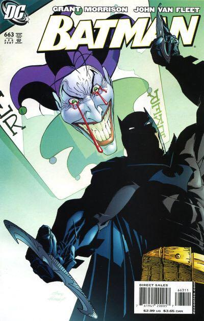 Batman - 663 cover