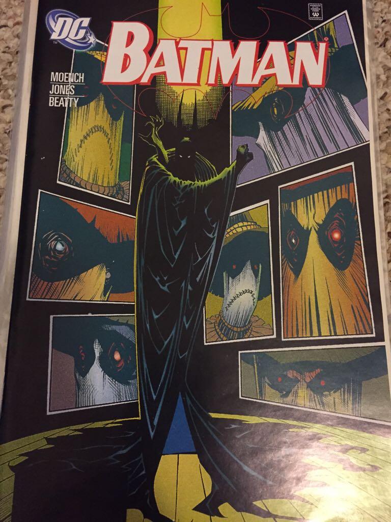 Batman - 524 cover