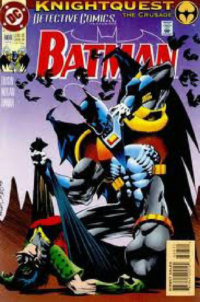 Batman - 668 cover