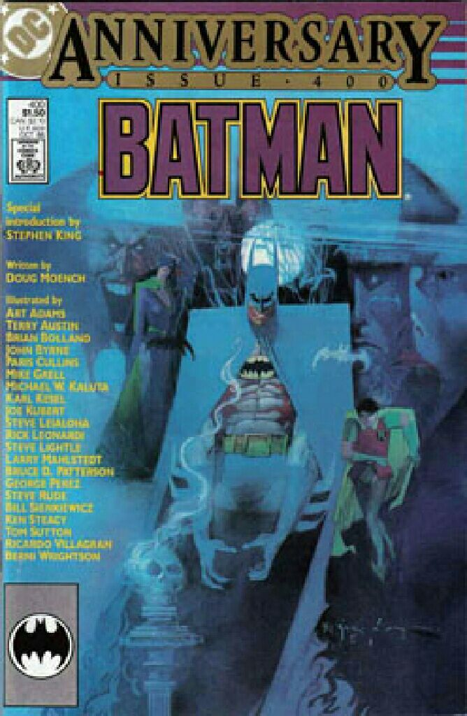 Batman - 400 cover
