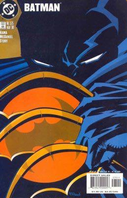 Batman - 575 cover