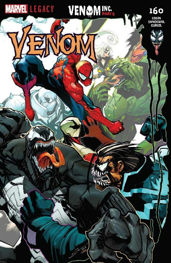 Venom 160 -  cover