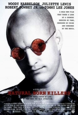 Natural Born Killers - Video CD cover