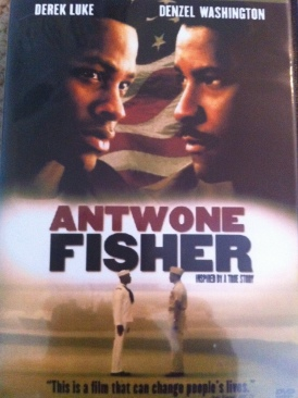Antwone Fisher - DVD-R cover