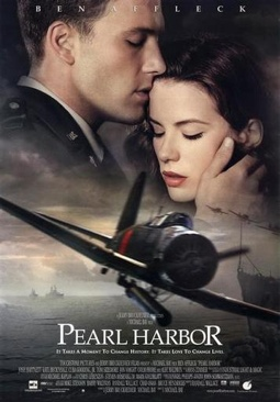 Pearl Harbor - DVD cover