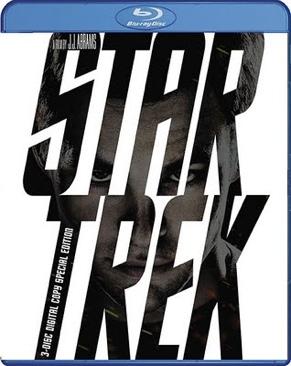 Star Trek - Blu-ray cover