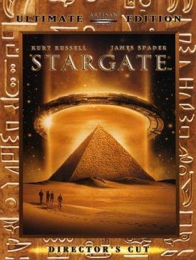 Stargate -  cover