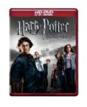 Harry Potter and the Goblet of Fire - VHS cover
