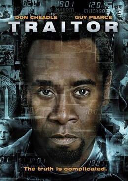 Traitor - Betamax cover