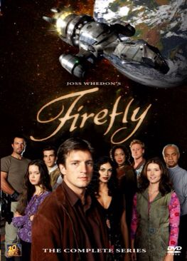 Firefly The Complete Series -  cover