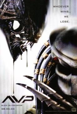 AVP: Alien vs. Predator - Blu-ray cover