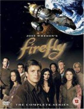Firefly: Disc 1 -  cover
