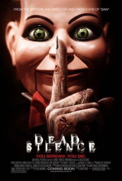 Dead Silence -  cover