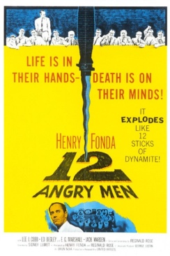 12 Angry Men - DVD cover