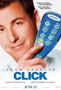 Click - DVD cover