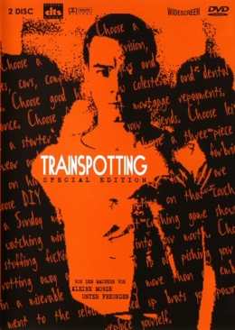 Trainspotting - DVD cover
