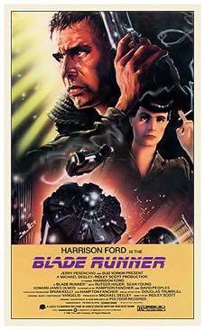 Blade Runner - CED cover