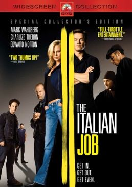 The Italian Job (Widescreen Edition) -  cover