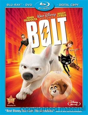 Bolt - UMD cover