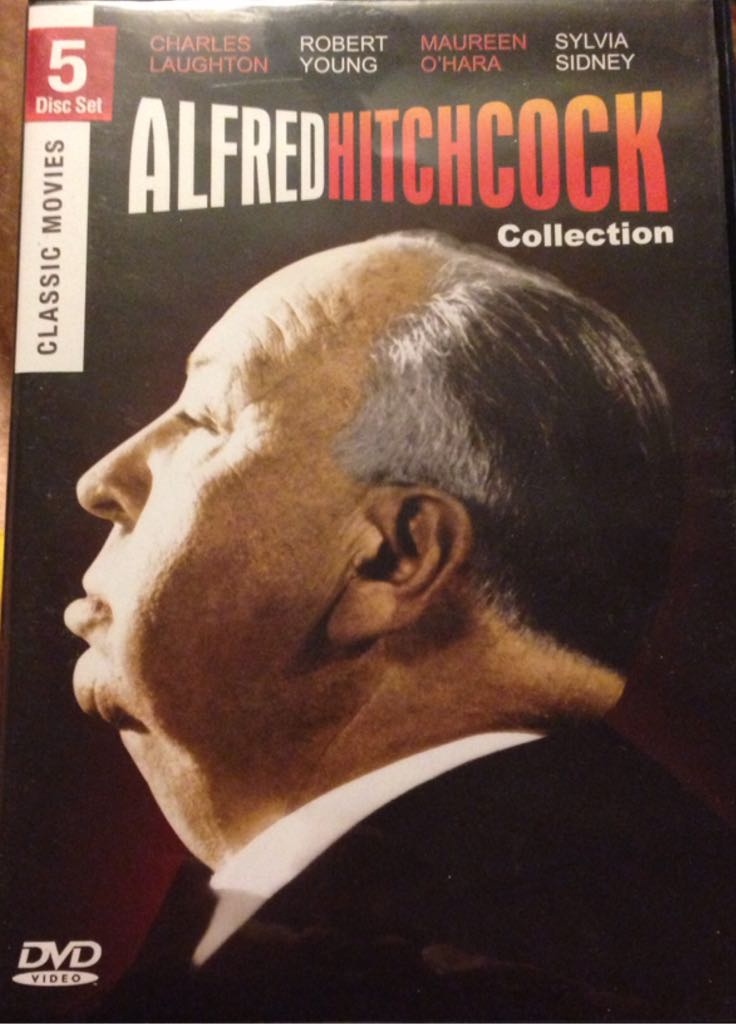 Alfred Hitchcock Collection -  cover