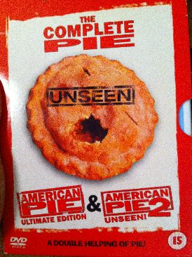 American Pie 1 and 2: The Complete Pie - DVD cover