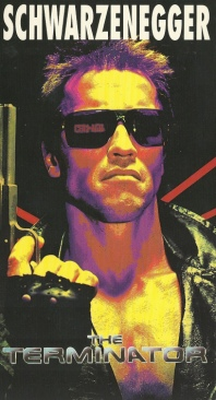 Terminator - VHS cover