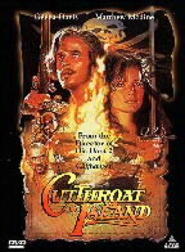 CutThroat Island - Betamax cover