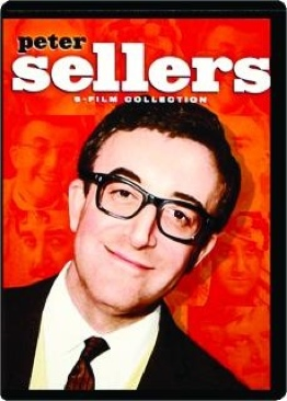 Peter Sellers 5-Film Collection - DVD cover