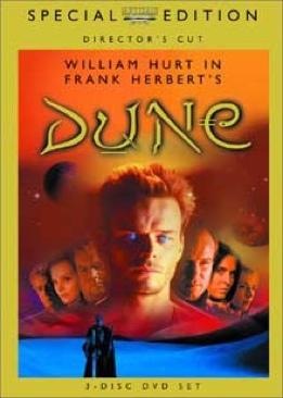 Dune (Frank Herbert's Extended Edition) - DVD cover