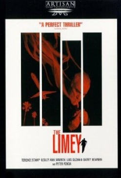 The Limey - DVD cover