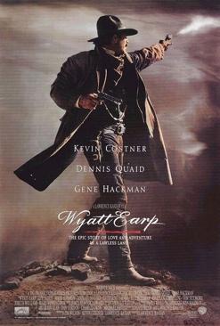Wyatt Earp - CED cover